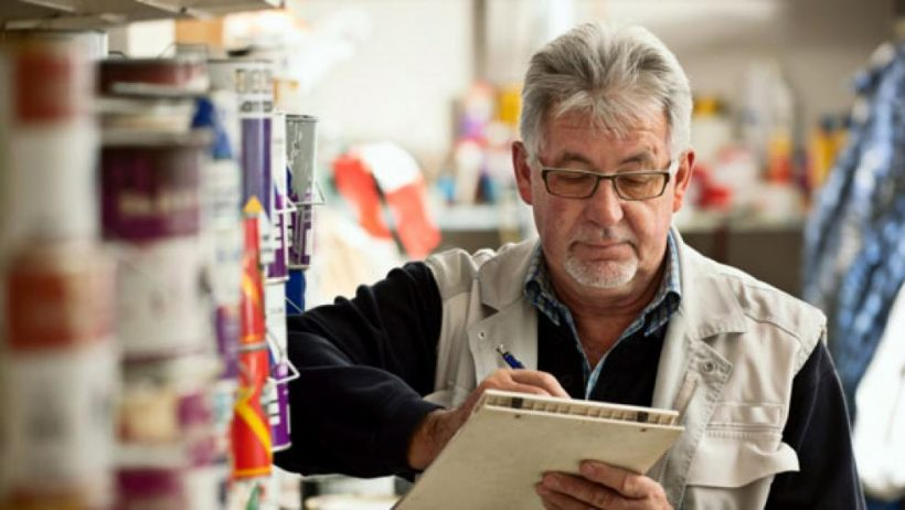 Кращий неповний робочий день для літніх людей