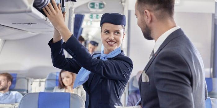 Guía asistente de vuelo Carta de presentación
