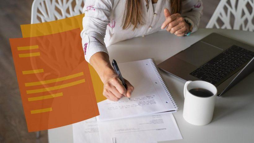 Comment écrire une lettre de couverture en 5 étapes faciles