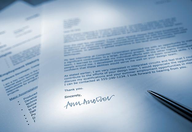 Hvordan skrive en Cover Letter for en unadvertised jobb