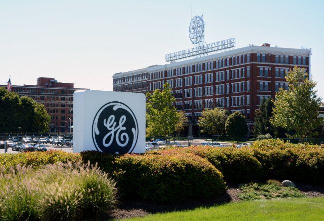 Lugege Praktika General Electric (GE)