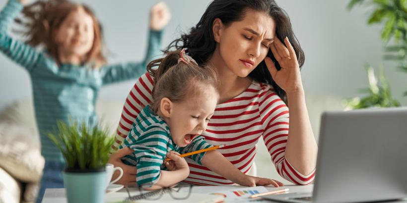 6 Posibles inconvenientes a trabajar en el hogar