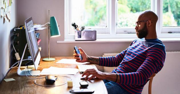 5 formas de trabajo desde casa ahorra dinero
