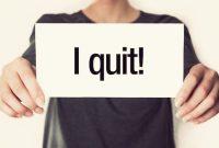 Cómo renunciar a un trabajo por razones personales