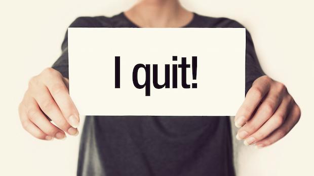 Kuidas loobuvad Töö isiklikel põhjustel