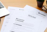 Padomi Writing Jūsu pirmais Resume
