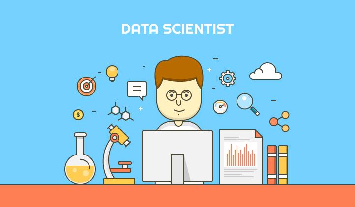 Habilidades de trabajo importante para los científicos de datos
