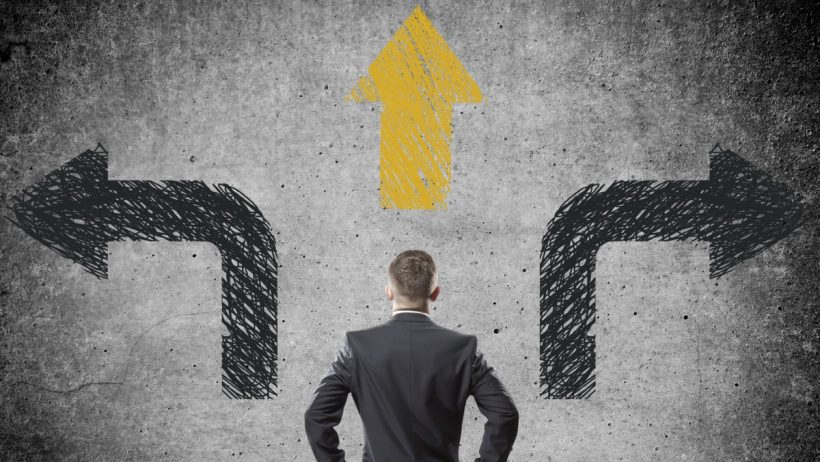 Hoe maak je een carrière keuze wanneer u onbeslist