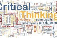 Kritické myšlení Definice, dovednosti, a příklady