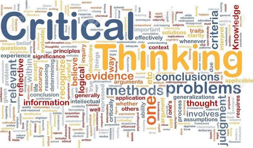 Definición de pensamiento crítico, habilidades y ejemplos