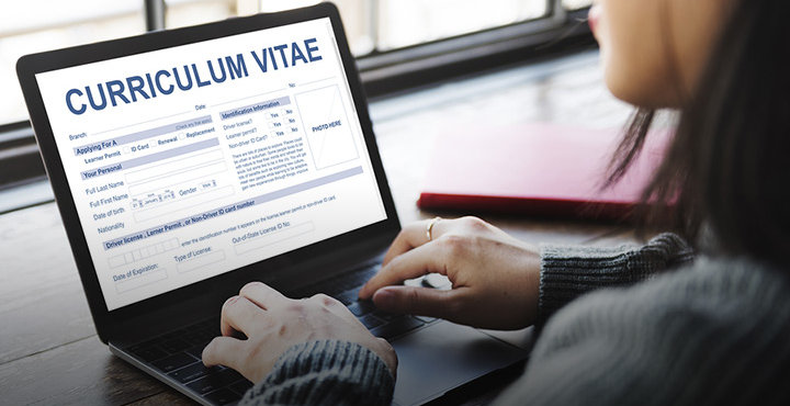 Formatering tips for Curriculum Vitae (CV)