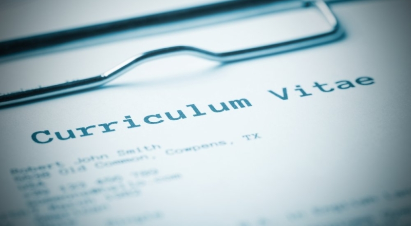 Curriculum Vitae (CV) Monsters en Schrijven Tips
