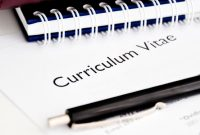 Kā uzrakstīt Curriculum Vitae (CV) par darbu