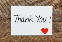 Entrevista de trabajo de agradecimiento de ejemplos de cartas