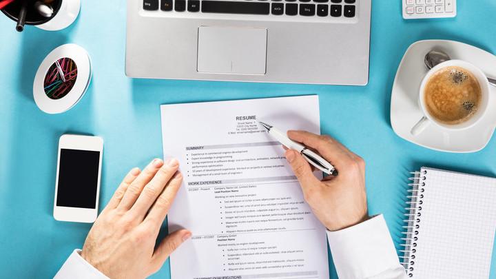 Продажбите на кариерата: Изграждане на Resume за покупко-продажба Джобс