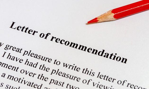 Πώς να αναφέρω μια παραπομπή σε συνοδευτική επιστολή σας