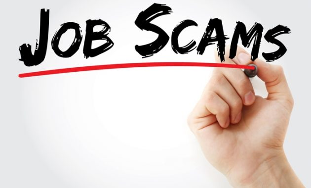 7 sposobów, aby zabezpieczyć się przed Work-at-home Oszustwa